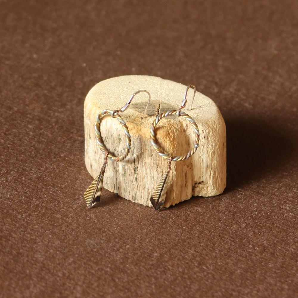 Boucles d'oreilles - B001