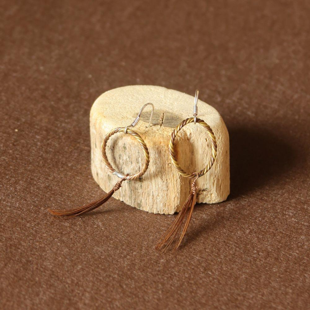 Boucles d'oreilles - B002