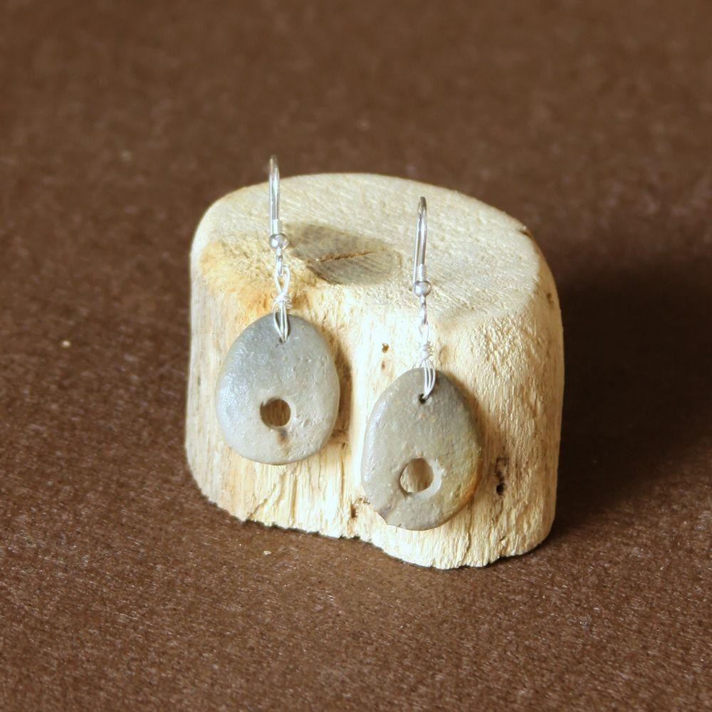 Boucles d'oreilles - B004