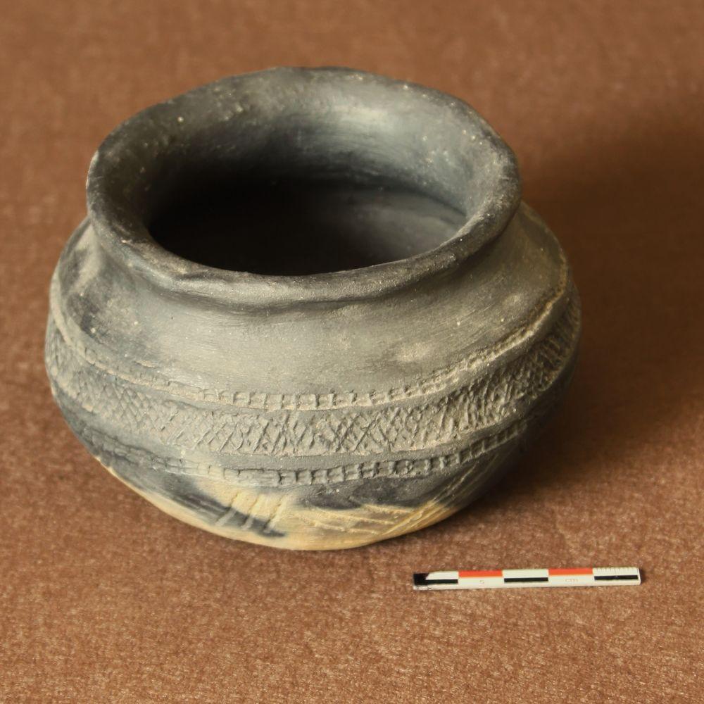 Pot du haut Moyen-Âge - C005